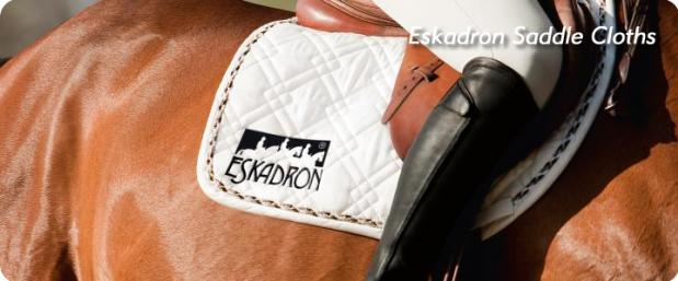 Eskadron saddle cloths 3