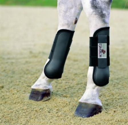 Horse boots, Tendon Jumping boots - hind
