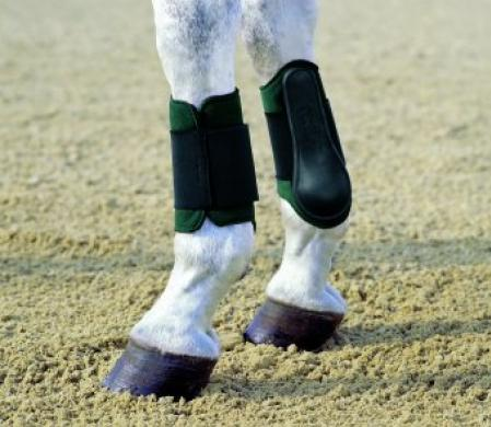 Horse boots, Tendon Boots - PIKOSOFT front
